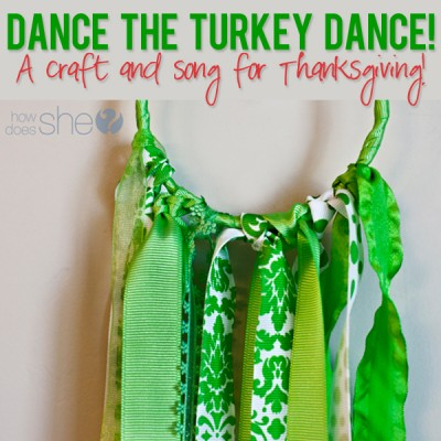 Dance the Turkey Dance