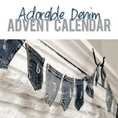 Denim Advent Calendar