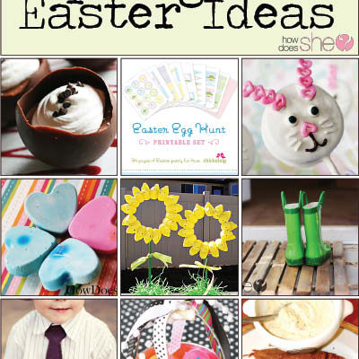 Over 50 of Our Favorite Spring & Easter Ideas Just for YOU!
