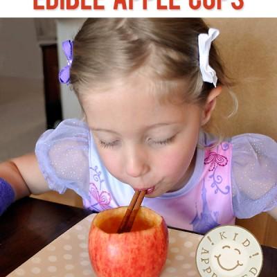 Edible Apple Cups