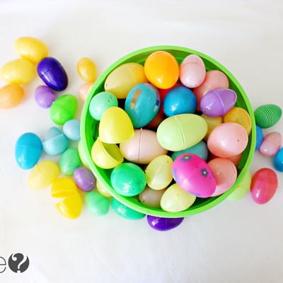 3 Ways to Upcycle Your Plastic Easter Eggs