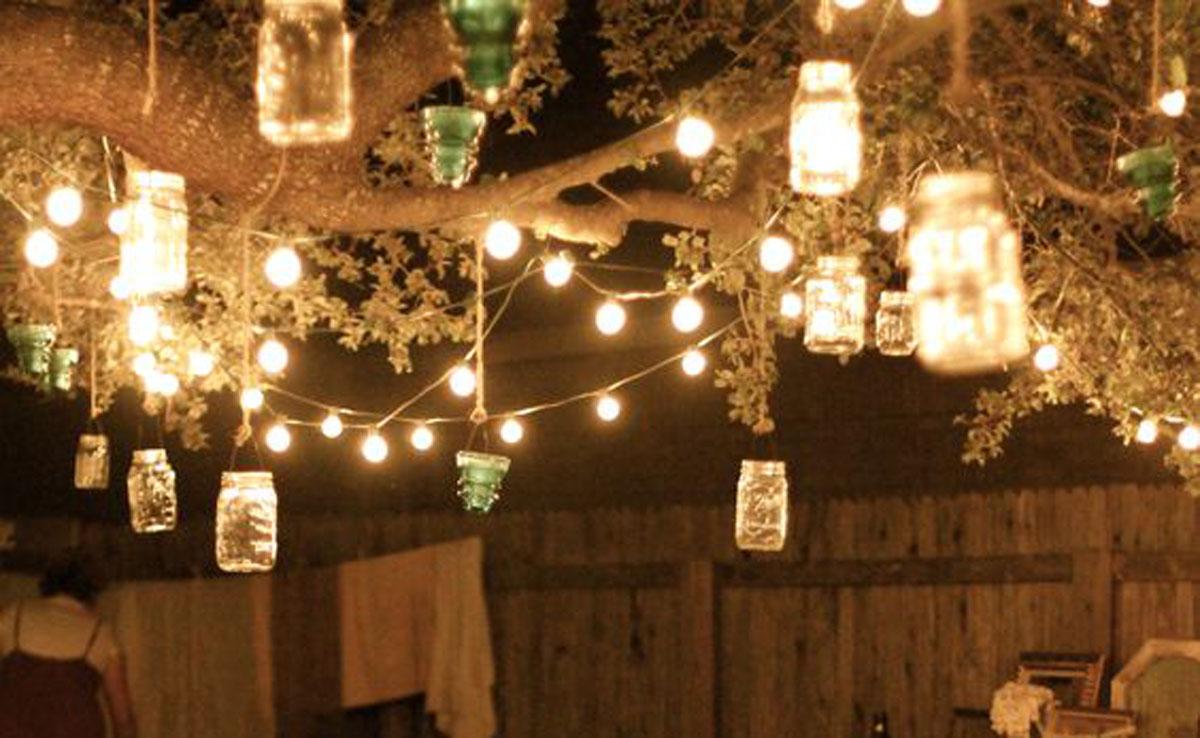 Garden Lanterns Transform Your Yard To Romance Novel Status