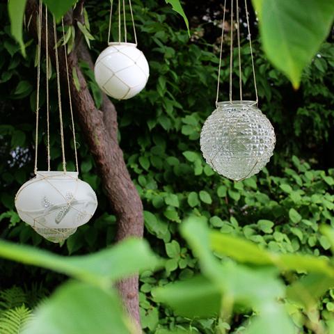 Garden lanterns 8