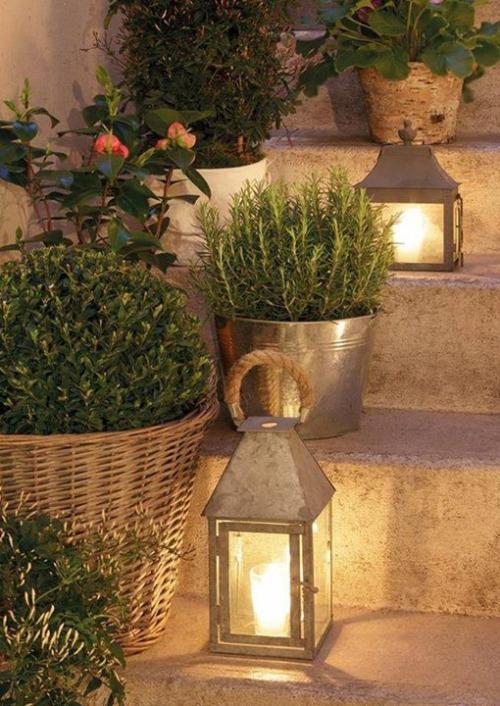 Garden lanterns 9