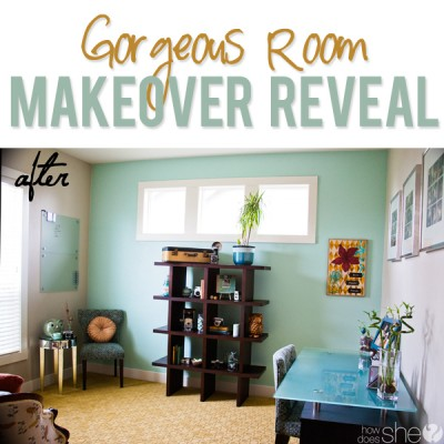 The FINAL reveal…and another $1,200 giveaway!