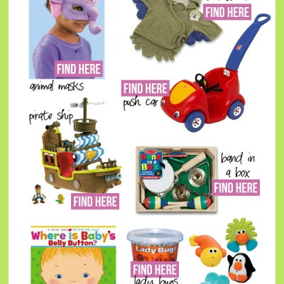 Gift Guide – Baby / Toddler