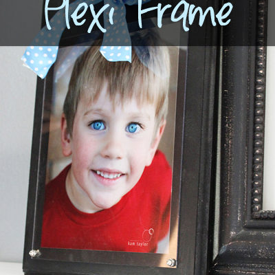 How to Make a Plexi Frame!
