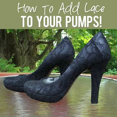 Lace Up Your Pumps!