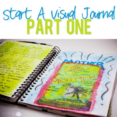 Visual Journal Part I