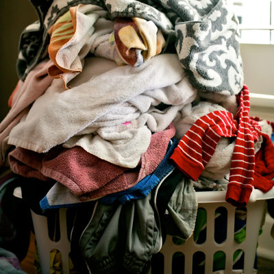 Turn your laundry into a system, not an asylum