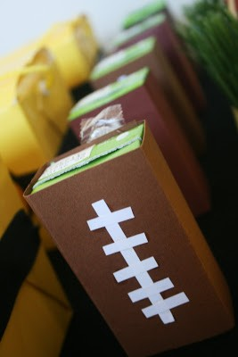 13 Great Sports Themed Treats Your Little Athletes will Love