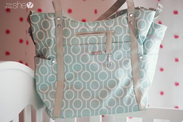 JJ Cole Diaper Bag (8)