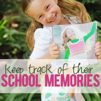 Keep Track of this School Year's Memories!