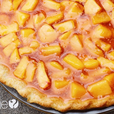 The BEST Peach Recipes: #1