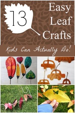 Leaf-Crafts-Collage