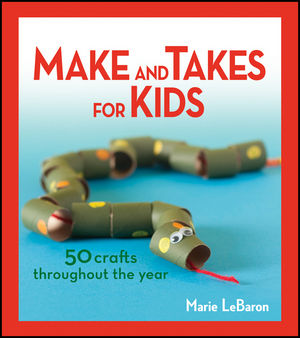 Make and Takes Craft Book Review and Giveaway!