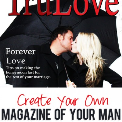 Magazine of your Man