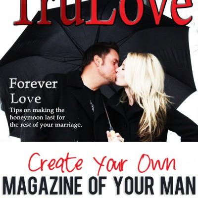 Magazine of your Man