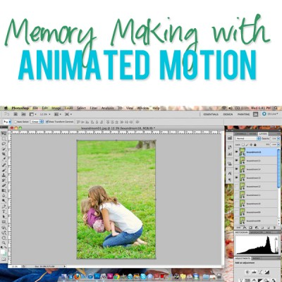 Memory Making with Animated Motion