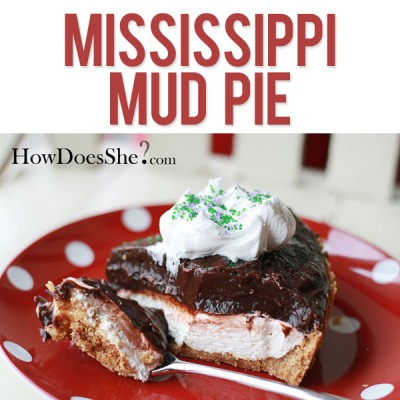 Mardi Gras with Kids and Mississippi Mud Pie!