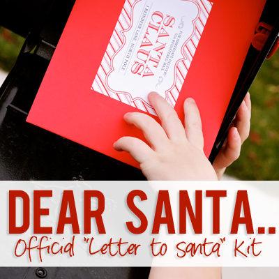 Dear Santa…
