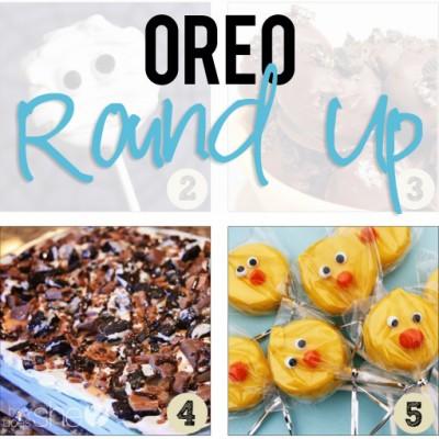 Oreo Round Up!