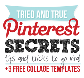 Pinterest Secrets to go Viral – eBook