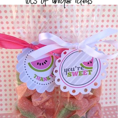 8 Pretty Packaging Ideas!