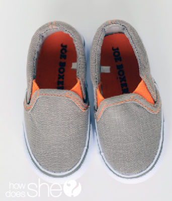 Sweet and Simple Painted Shoes!