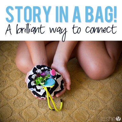 Story in a Bag