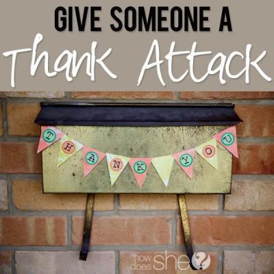 Thank Attack!!
