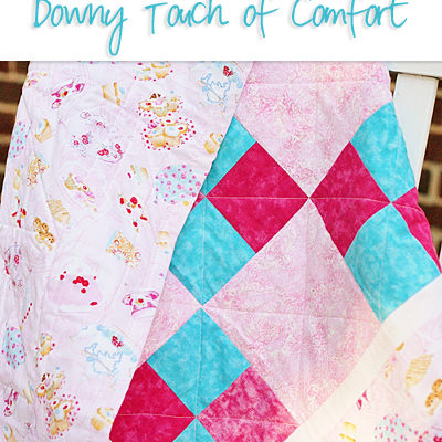 The Finished Project – Downy Touch of Comfort