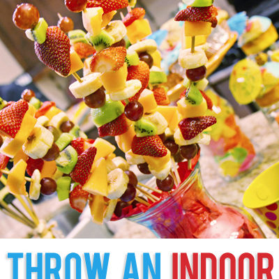 Beat the Winter Blues. Throw an Indoor Beach Party!