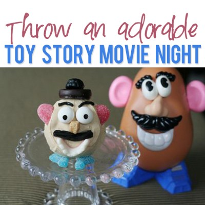 Toy Story 3 Movie Night