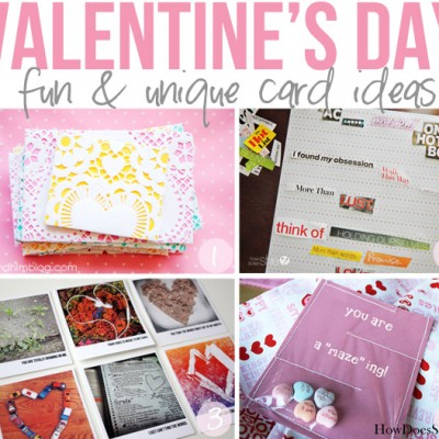 Valentine's Day Ideas with Heart!