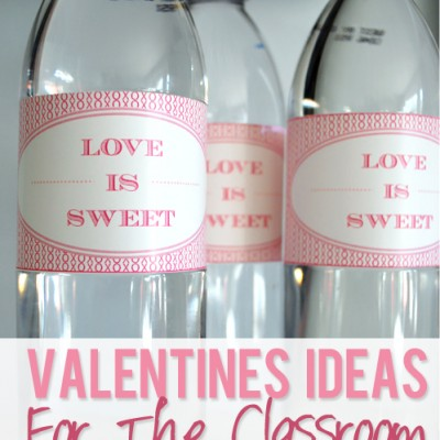 Valentines In The Classroom