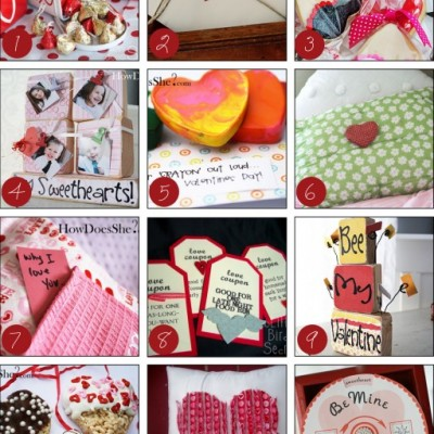 Over 50 'LOVE'ly Valentine's Day Ideas