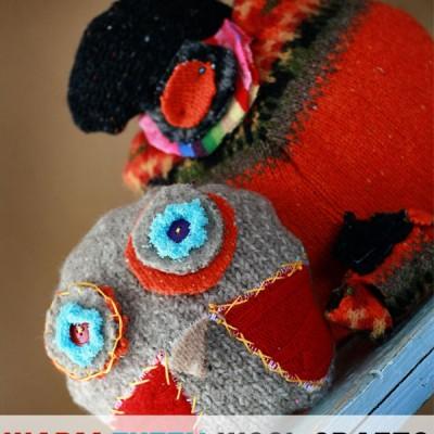 Warm Fuzzy Wool