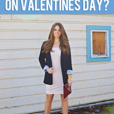 What will you wear on Valentines Day?