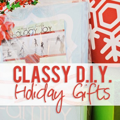 Holiday Gift/Decor Ideas!!