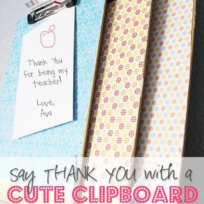 Teacher Appreciation for Skip to my Lou