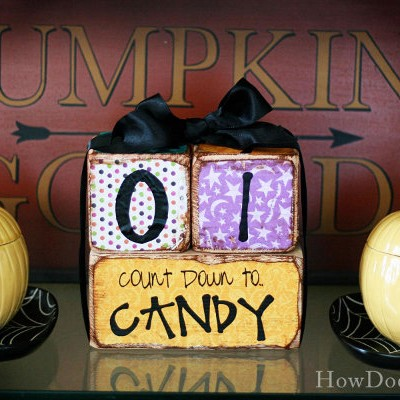 Count Down To Candy!