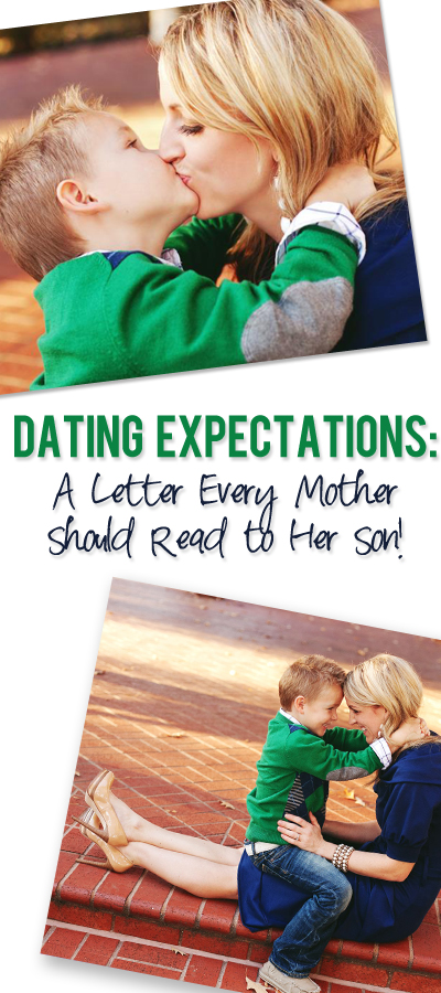 Dating expectations