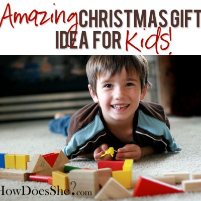 Christmas Gift Idea for Kids
