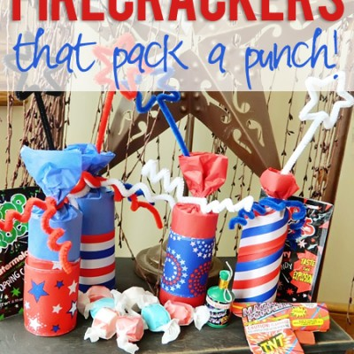 Firecrackers that pack a fun bang!