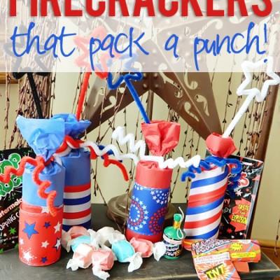 Firecrackers that pack a fun bang!