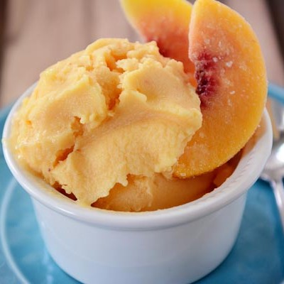 The BEST Peach Recipes: #2