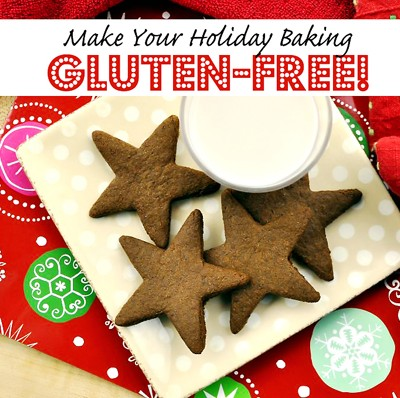 Gluten Free Holiday Treats