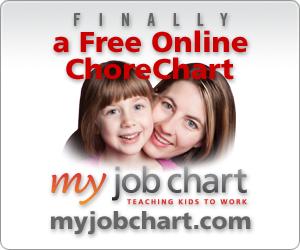 My Job Chart. A Parent's BFF