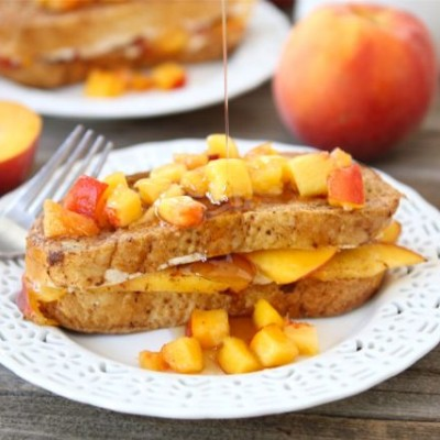 The BEST Peach Recipe: #11